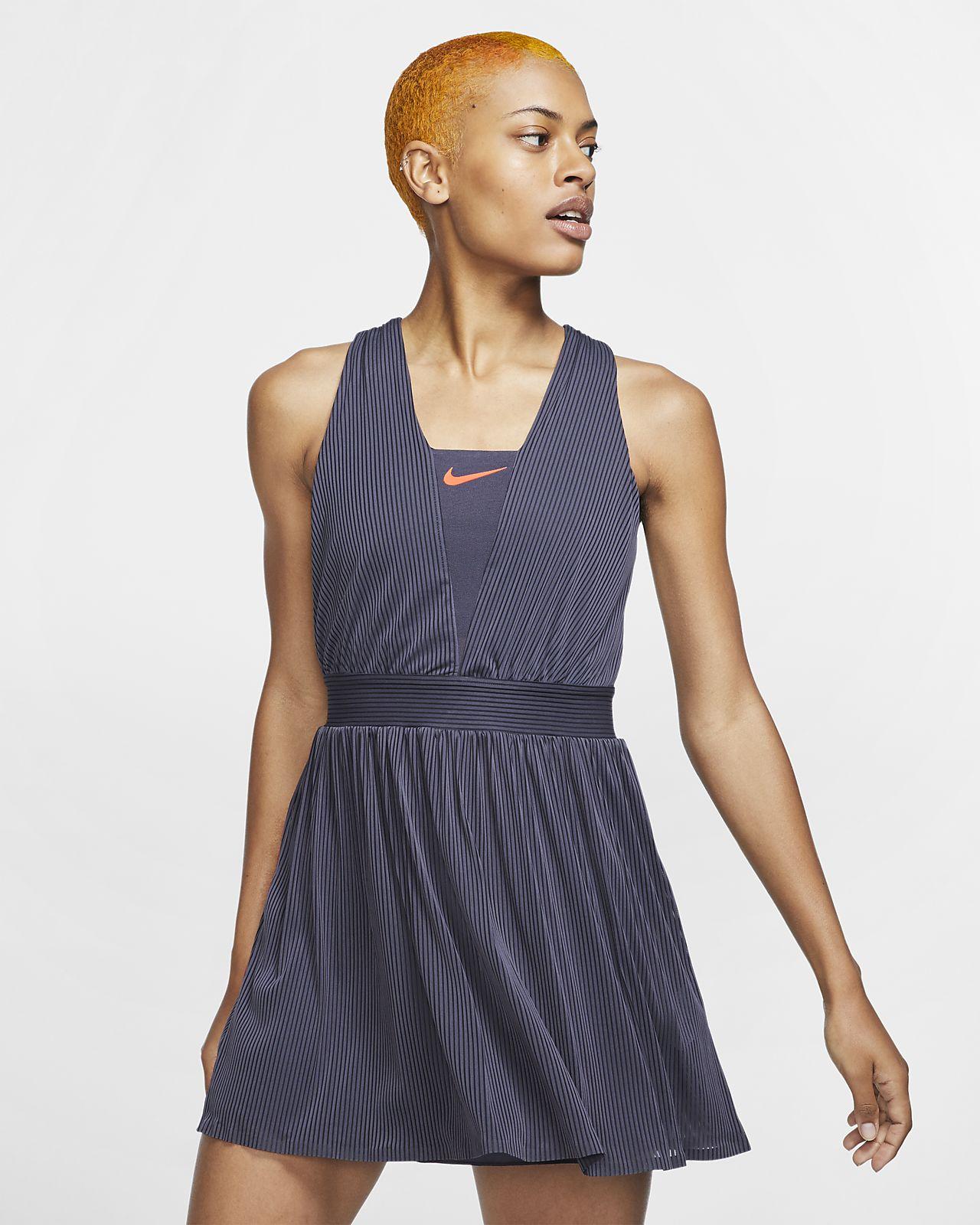 NikeCourt Dri-FIT Maria Kadın Tenis Elbisesi