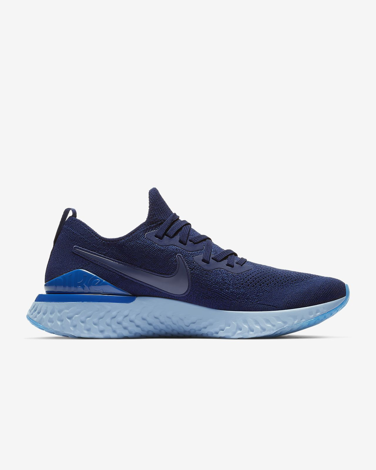 reputable site bc442 c1571 ... Nike Epic React Flyknit 2 Men s Running Shoe