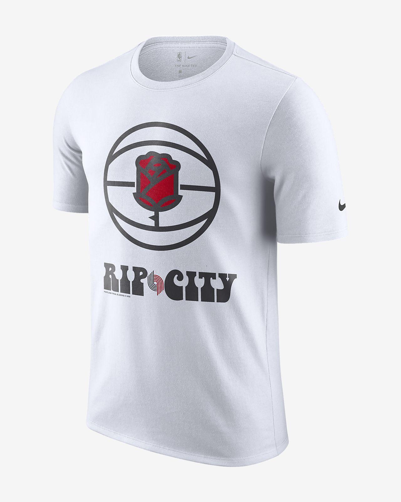 Trail Blazers Classic Edition Men's Nike NBA T-Shirt