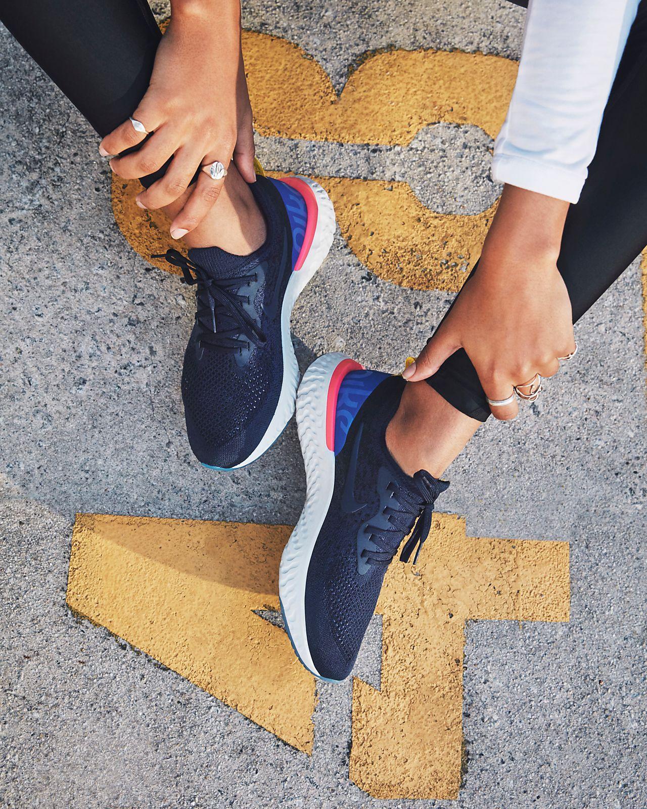 Nike Epic React Flyknit Women s Running Shoe. Nike.com AU 5ecde7e43c