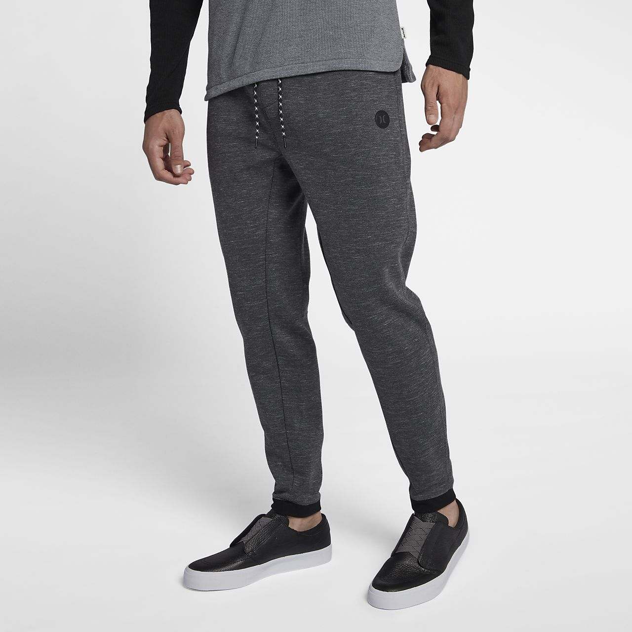 Pantalones de entrenamiento de vellón para hombre Hurley Phantom ... f74d139d1102