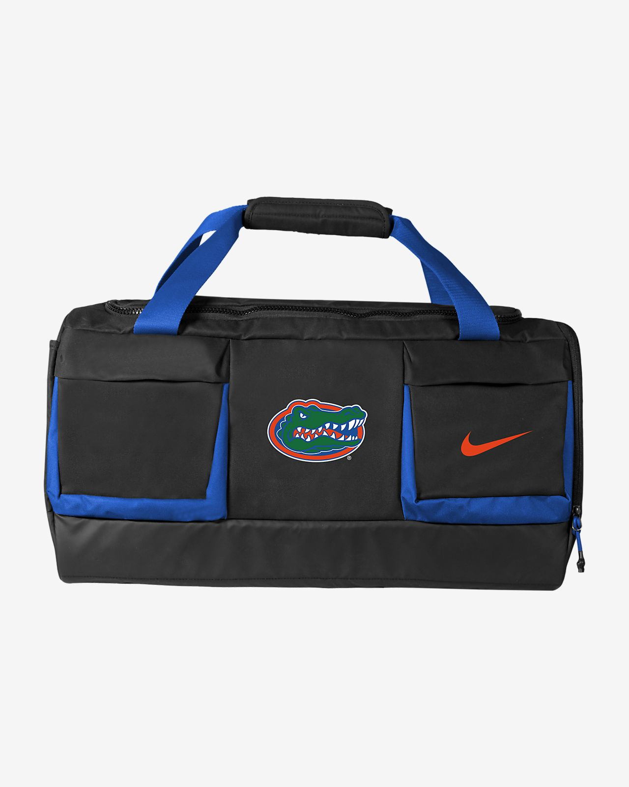 Nike College Vapor Power (Florida) Training Duffel Bag (Medium ... 3514bd4460