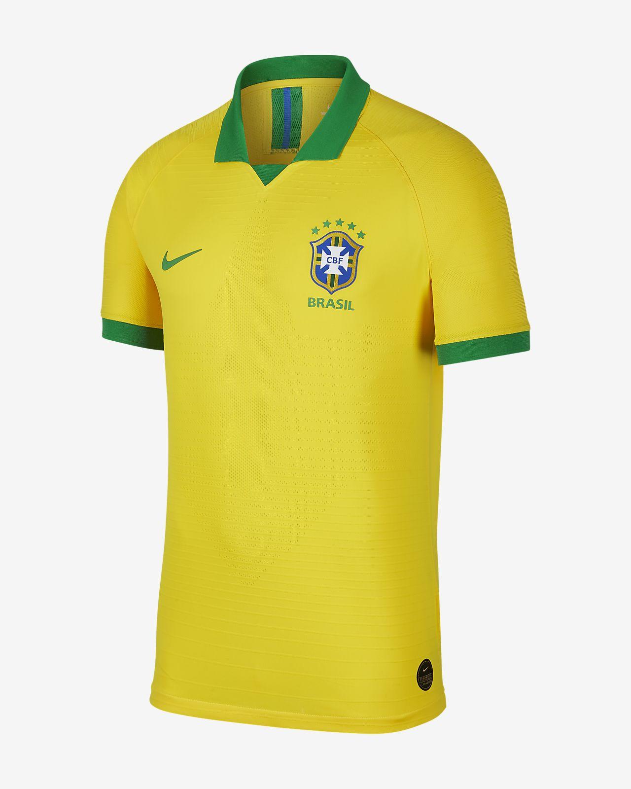 ブラジル ヴェイパー マッチ 2019 メンズ アウェイ ユニフォーム