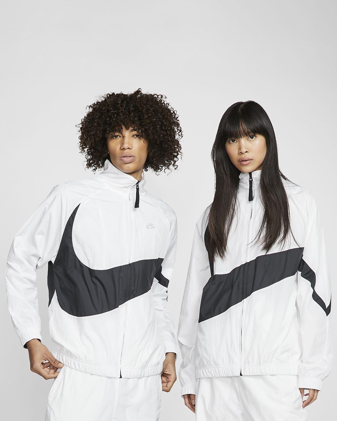 Nike Sportswear «Swoosh» vevd vindjakke
