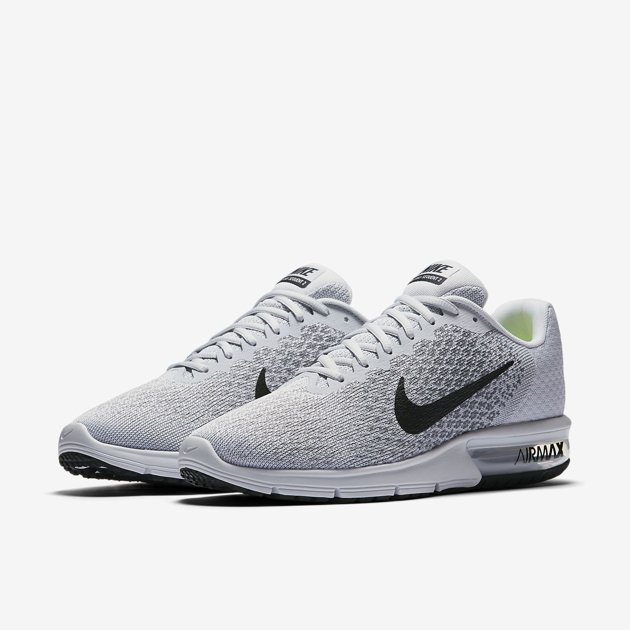 ... Nike Air Max Sequent 2 Men\u0027s Running Shoe