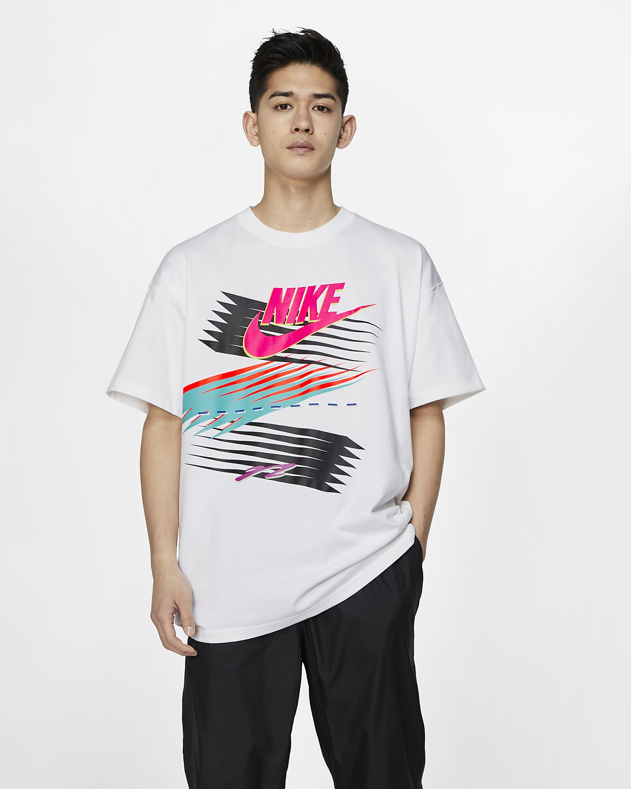 newest release info on hot sale online Nike x atmos Men's T-Shirt