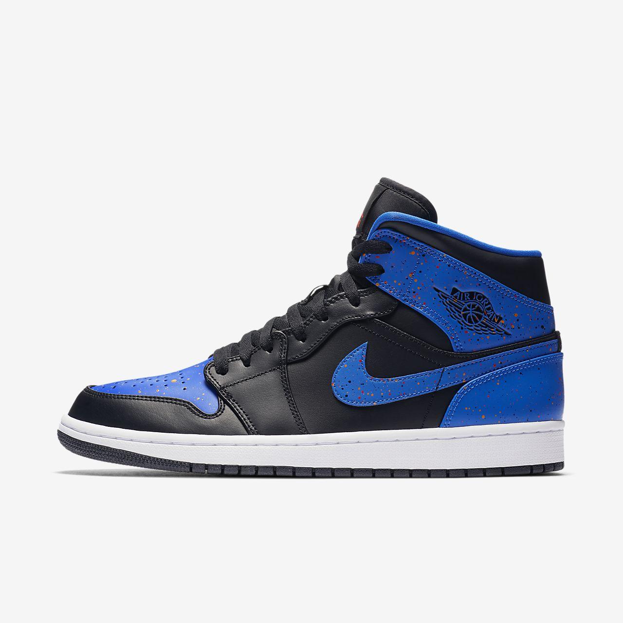 ... Air Jordan 1 Mid Speckle Men's Shoe