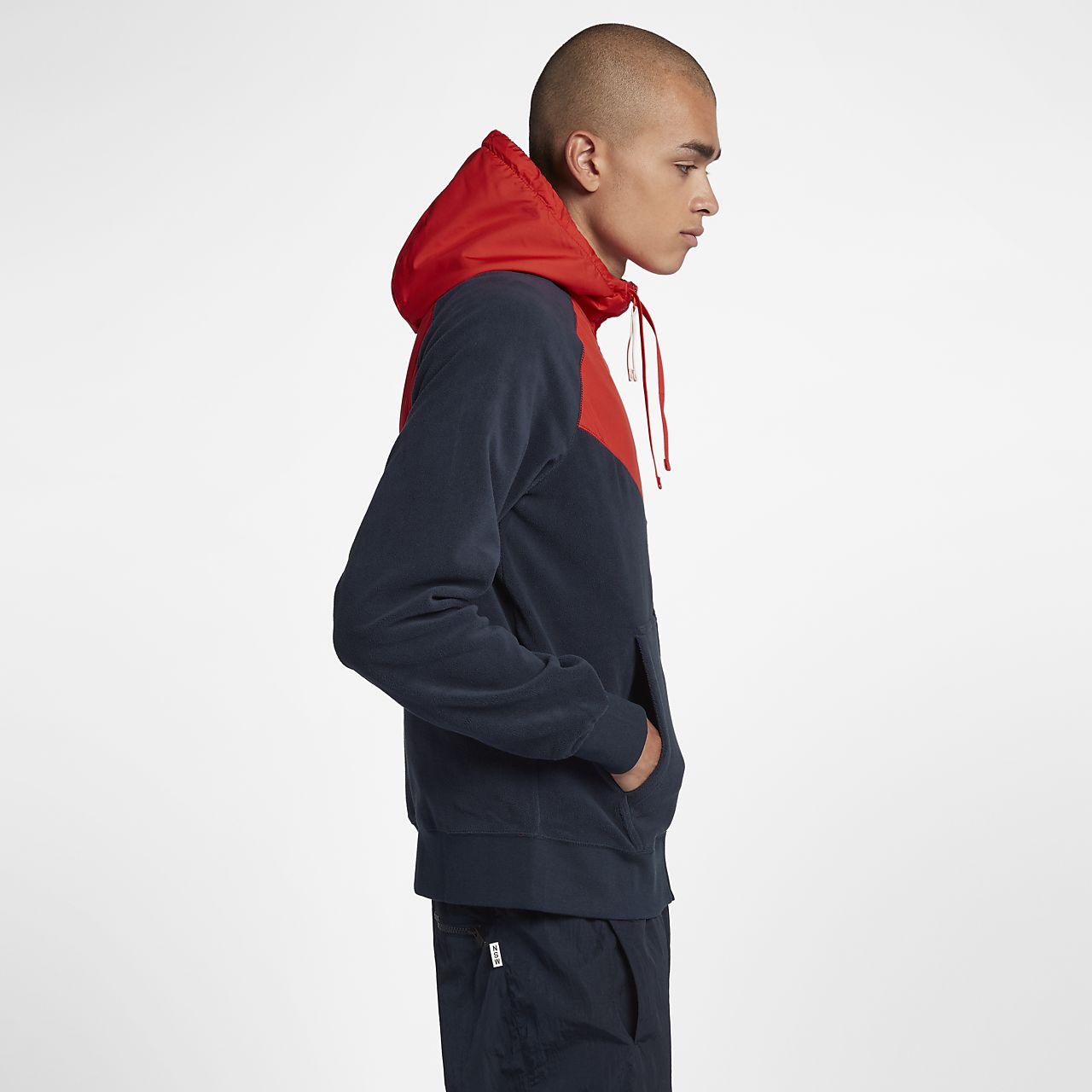 Nike Sportswear Optic Men's Full Zip Hoodie. Nike SK