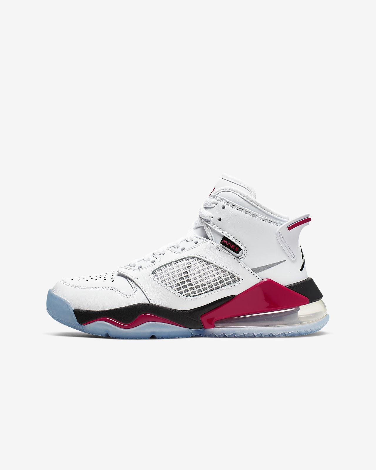 Jordan Mars 270 Big Kids' Shoe