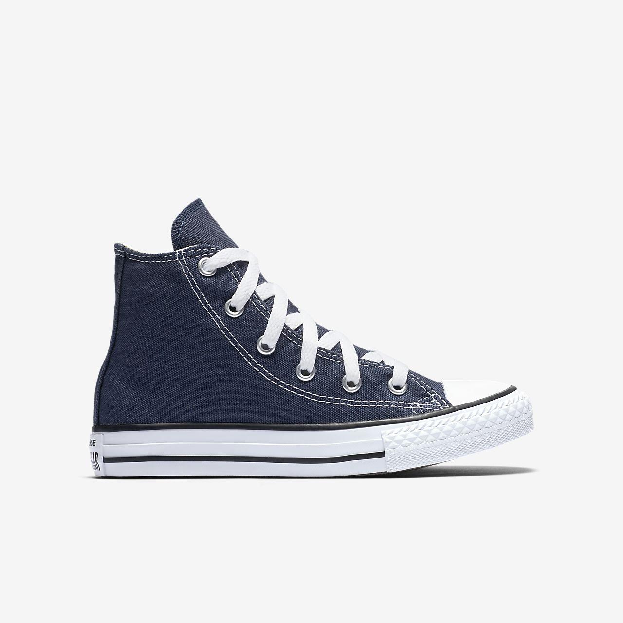 f6c7845cc2a4 Converse Chuck Taylor All Star High Top (10.5c-3y) Little Kids  Shoe ...