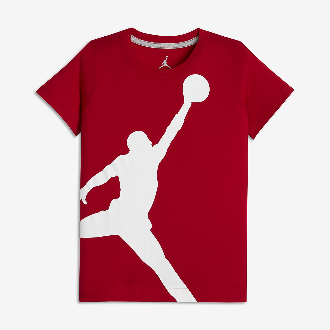 558a970f14 Jordan Jumbo Jumpman Camiseta - Niño pequeño. Nike.com ES