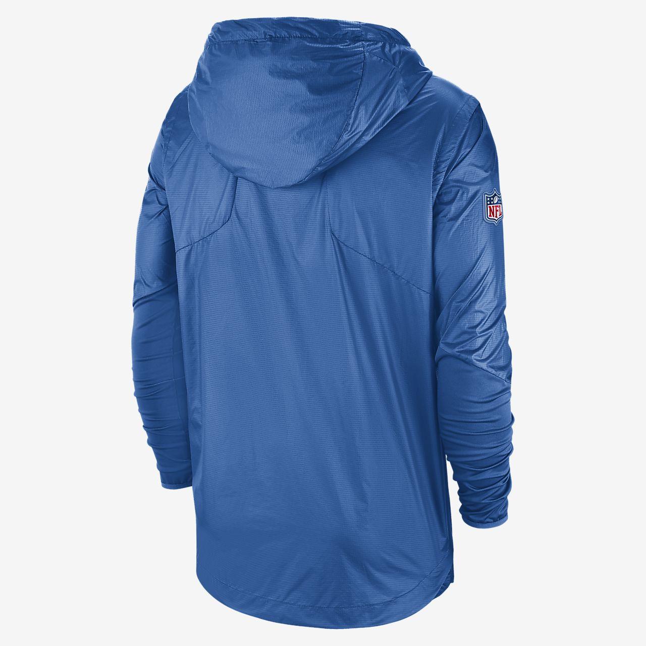 bd878f2b5 Nike Alpha Fly Rush (NFL Lions) Men s Jacket. Nike.com