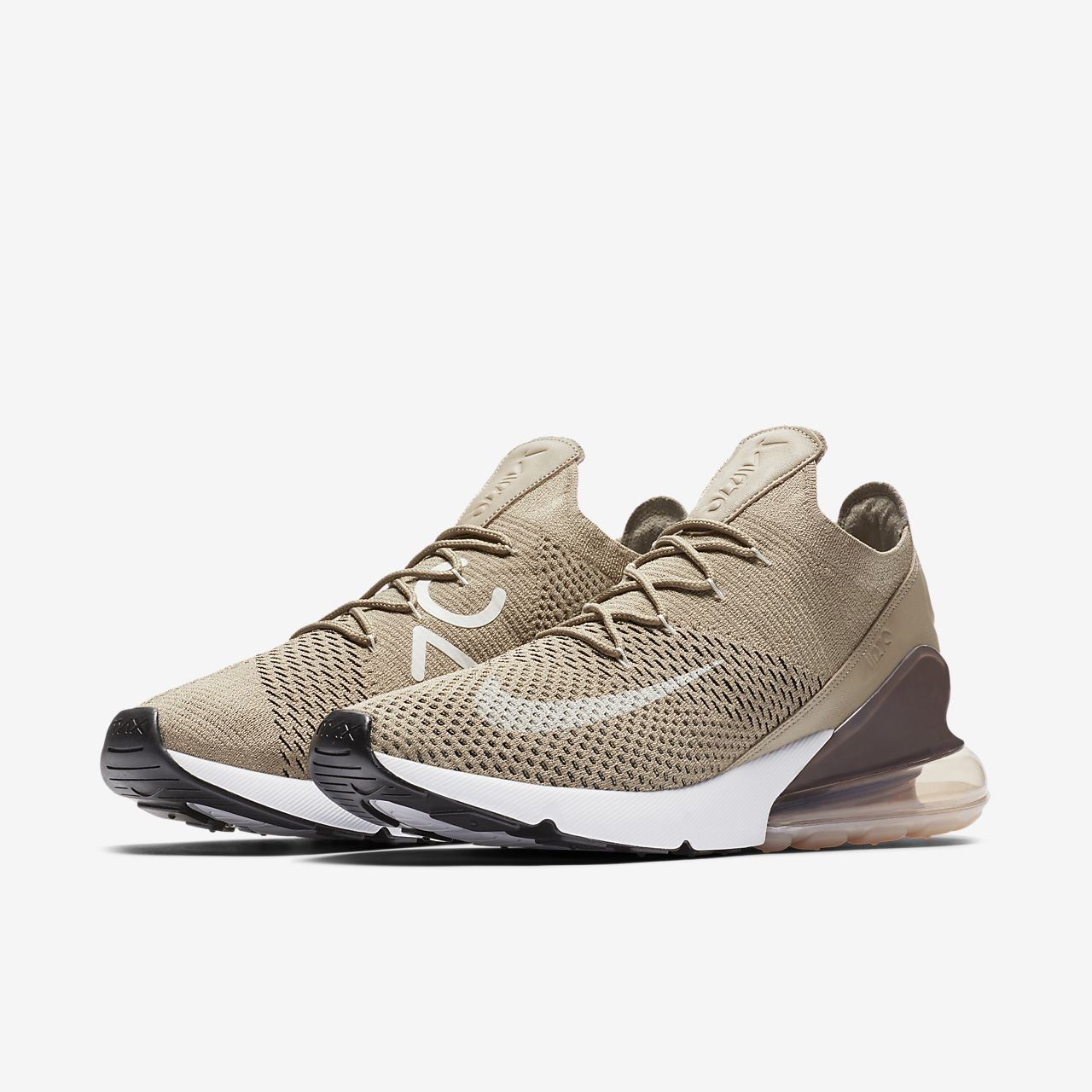 free shipping 18b1d 5cfef ... Nike Air Max 270 Flyknit Mens Shoe