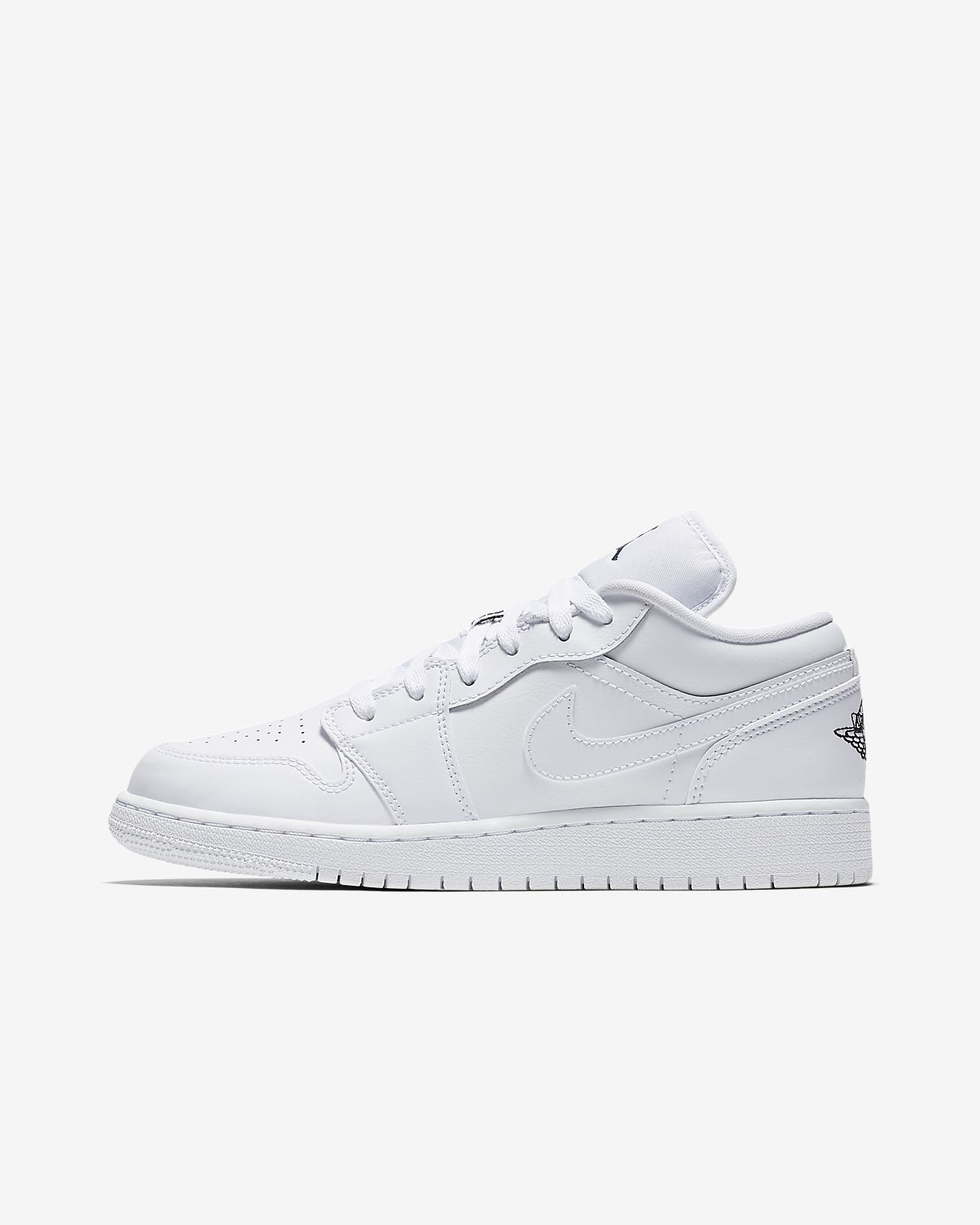 new concept 8459d 7cdcc Air Jordan 1 Low Older Kids' Shoe