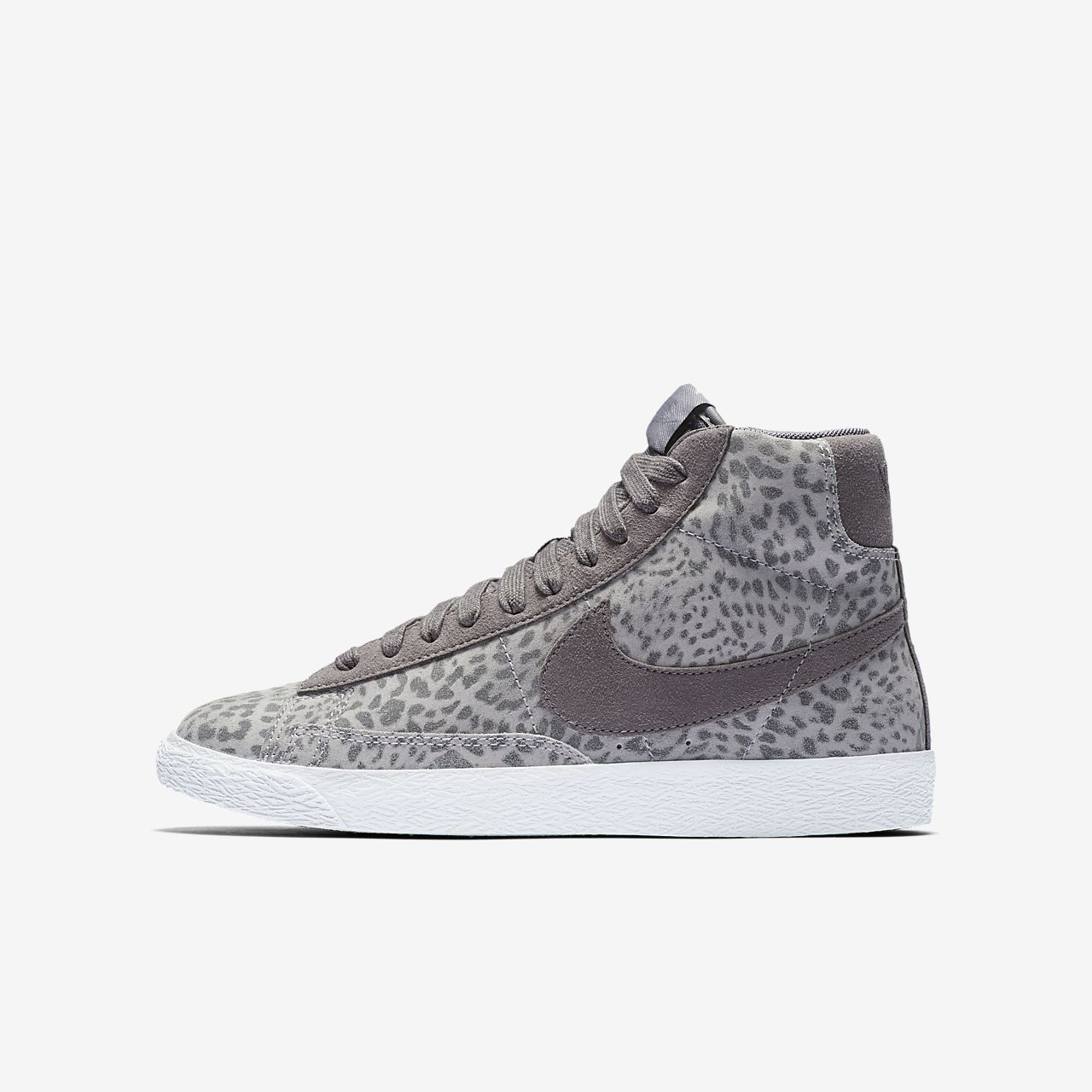 ... Nike Blazer Mid SE Big Kids' Shoe