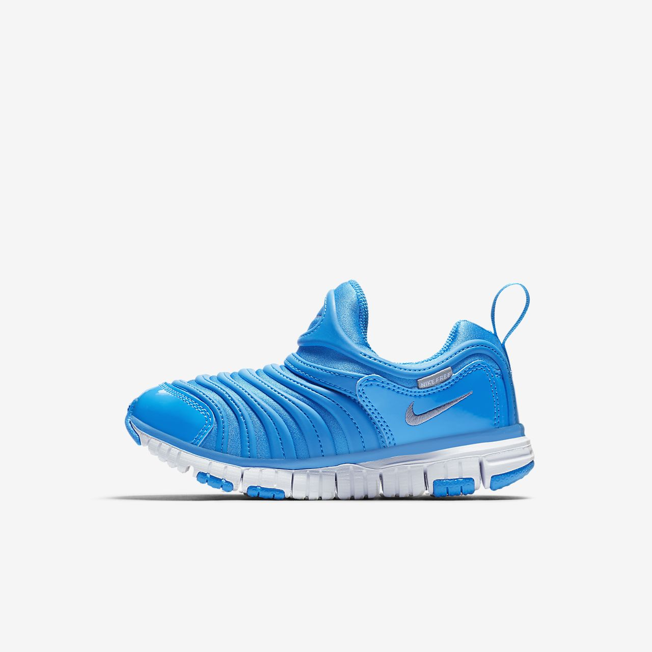 Calzado para niños de talla pequeña Nike Dynamo Free