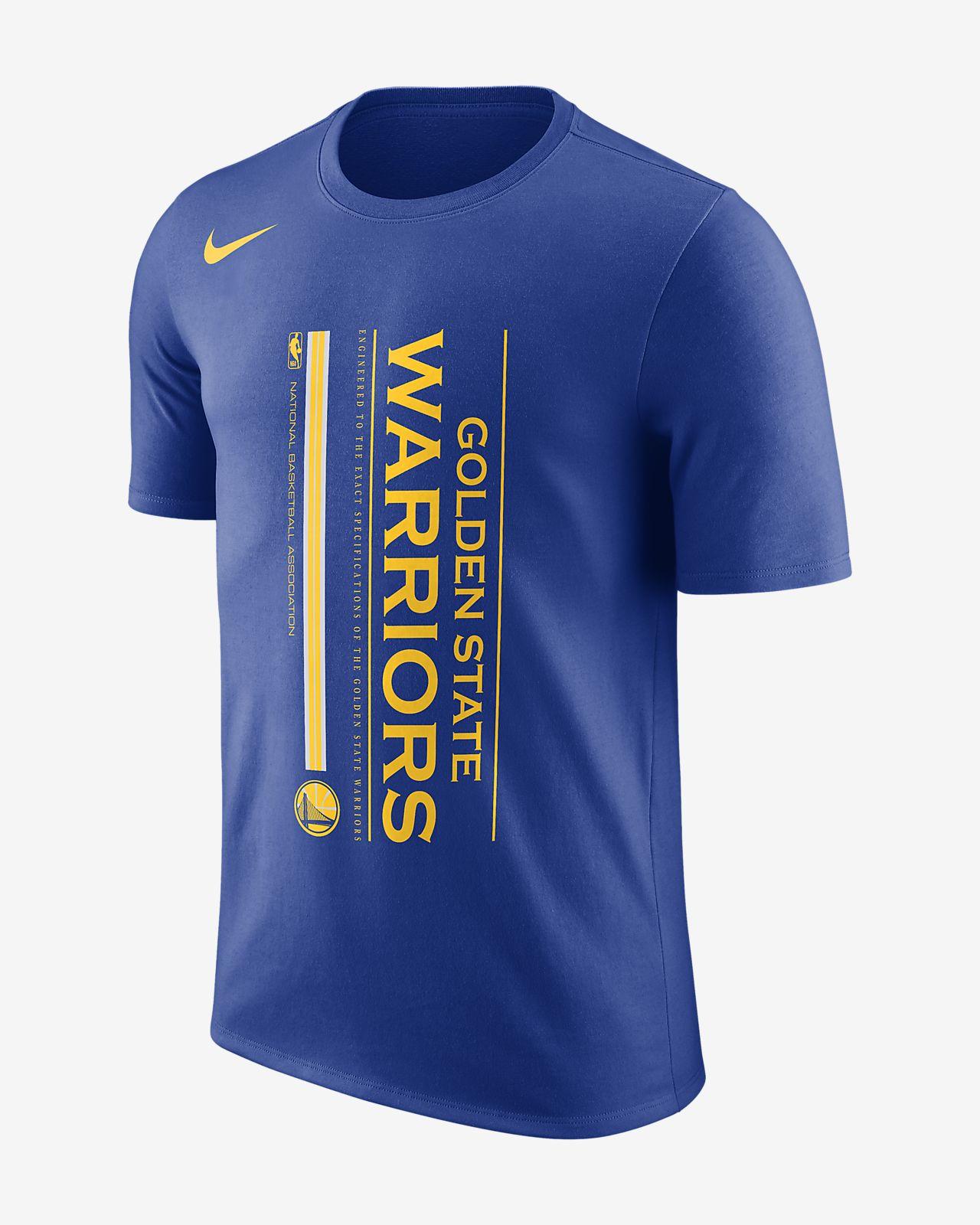 Golden State Warriors Nike Dri-FIT 男款 NBA T 恤