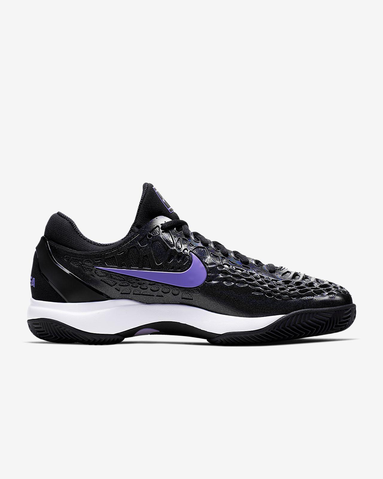 NikeCourt Zoom Cage 3 Zapatillas de tenis para tierra batida Mujer Morado