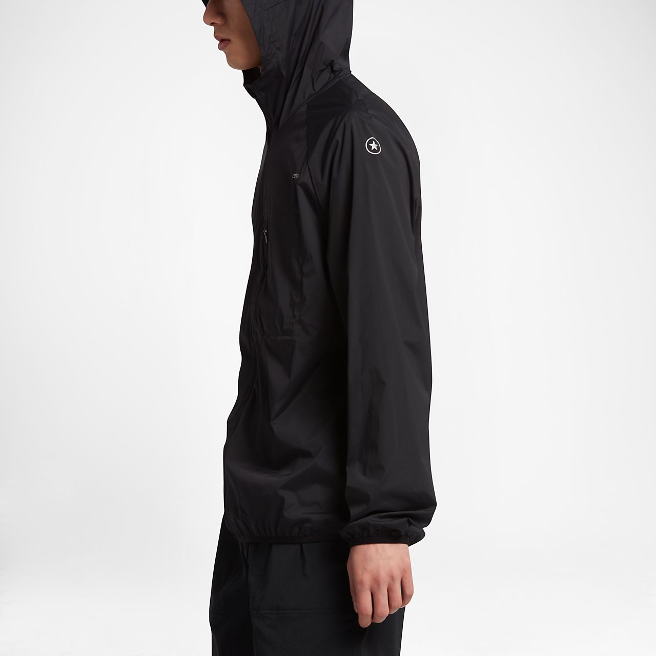 ... Converse Blur Nylon Men's Jacket