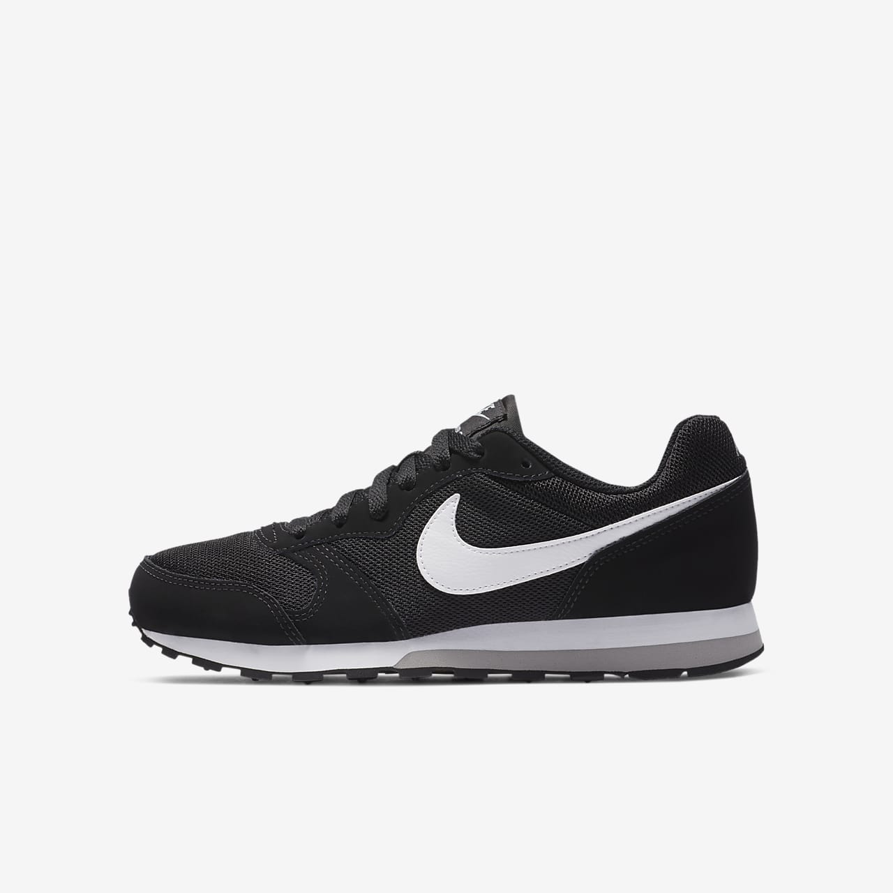 Chaussures Nike MD Runner blanches Casual homme fpkANfu