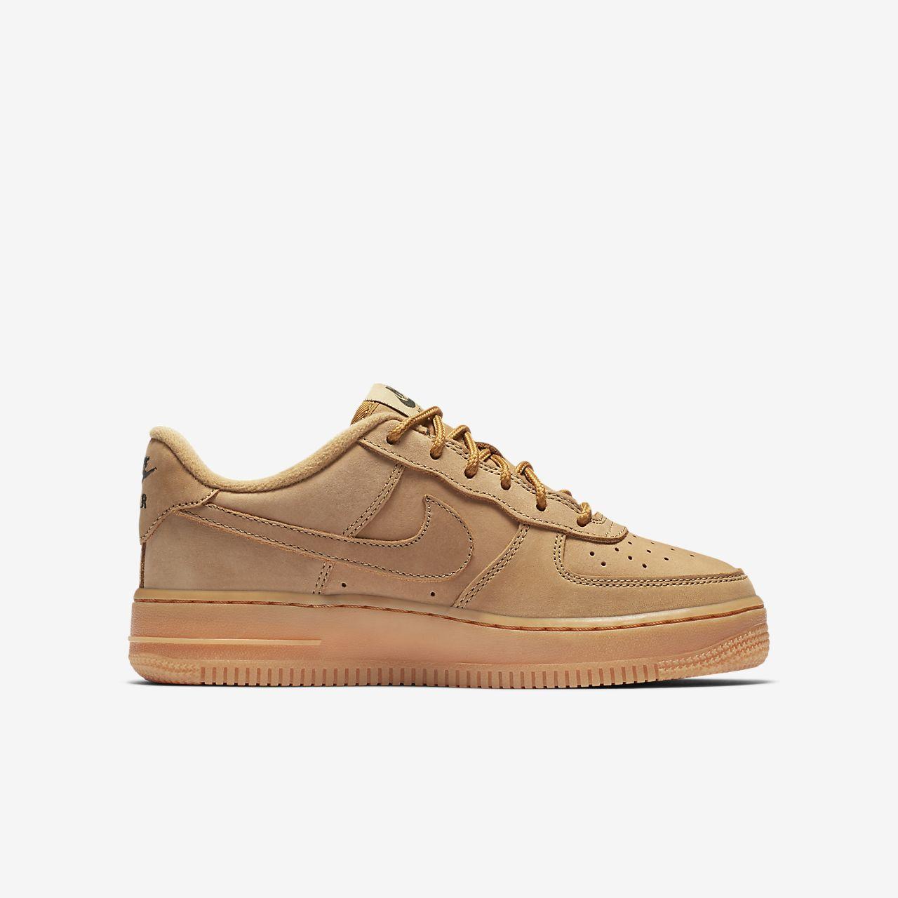 nike air force 1 kids' shoe high top