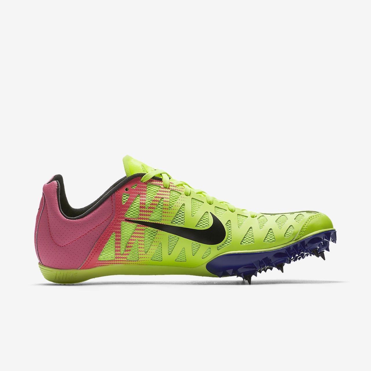 ... Chaussure de course de vitesse à pointes mixte Nike Zoom Maxcat 4 OC