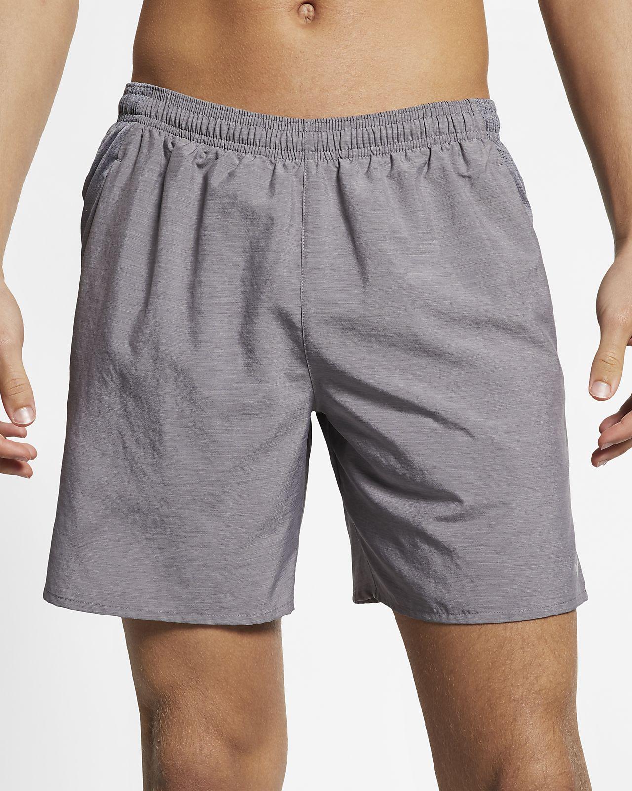 acheter en ligne 1e42d e7d1f Short de running avec sous-short intégré Nike Challenger 18 cm pour Homme