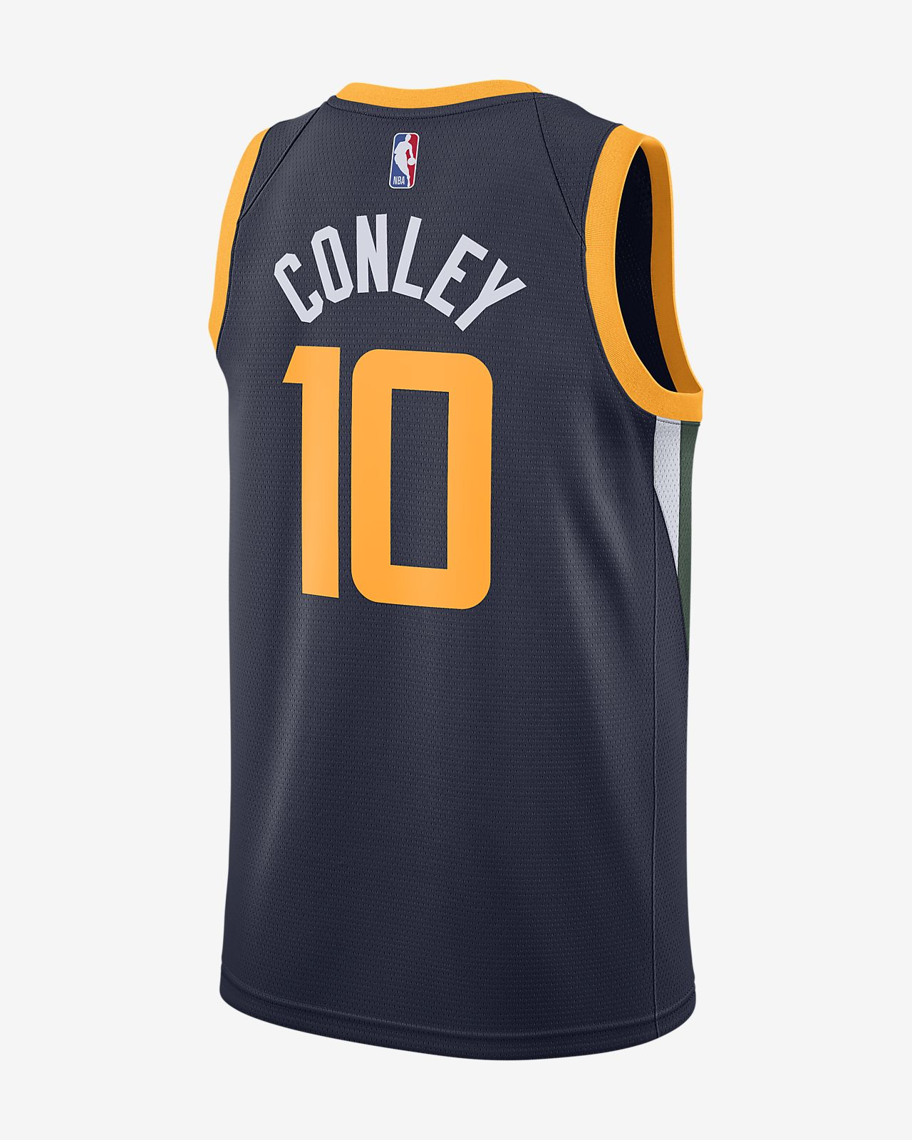 new product 2022b 07fb8 Mike Conley Icon Edition Swingman (Utah Jazz) Nike NBA Connected Jersey