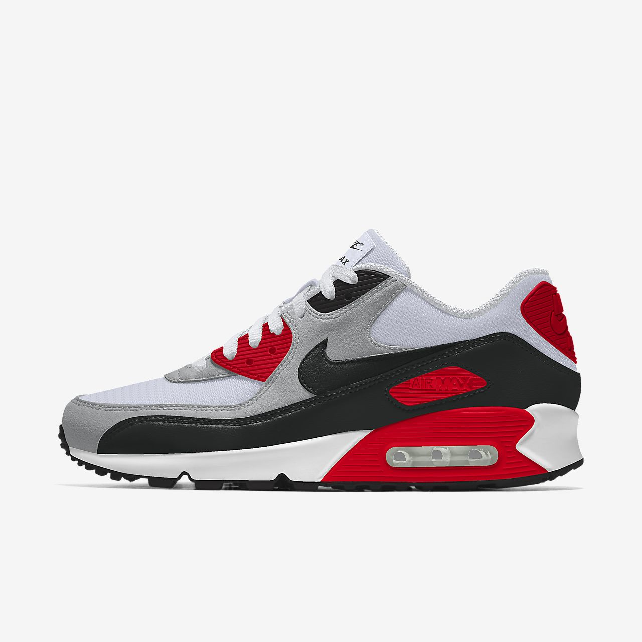 Nike Air Max 90 By You Custom herenschoen