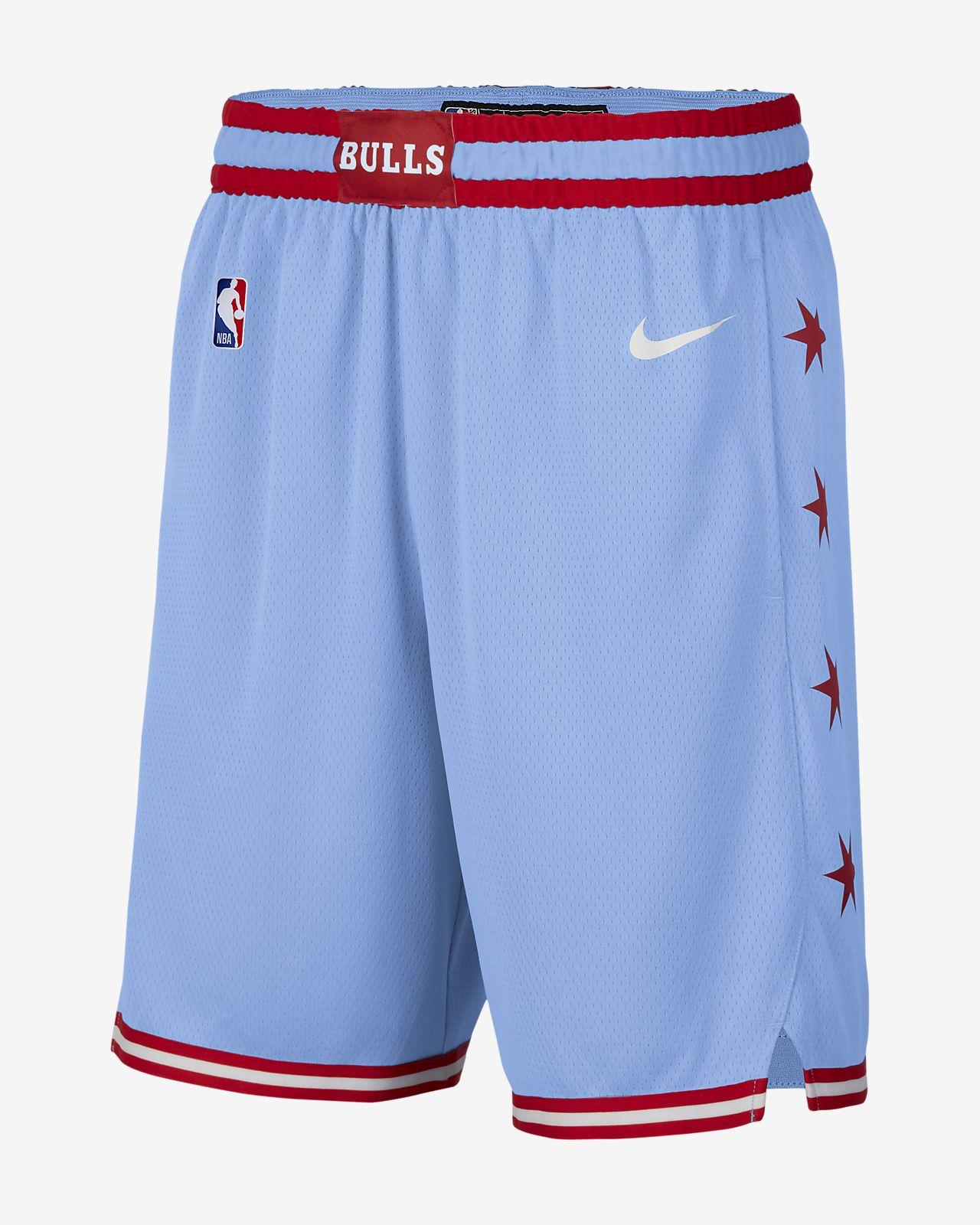 Bulls City Edition Swingman Nike NBA shorts