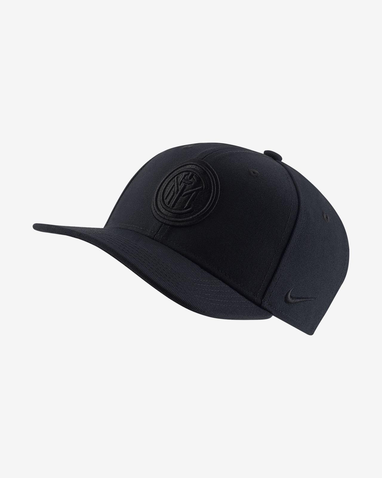 szczegółowy wygląd konkretna oferta obuwie Regulowana czapka dla dużych dzieci Nike Pro Inter Milan