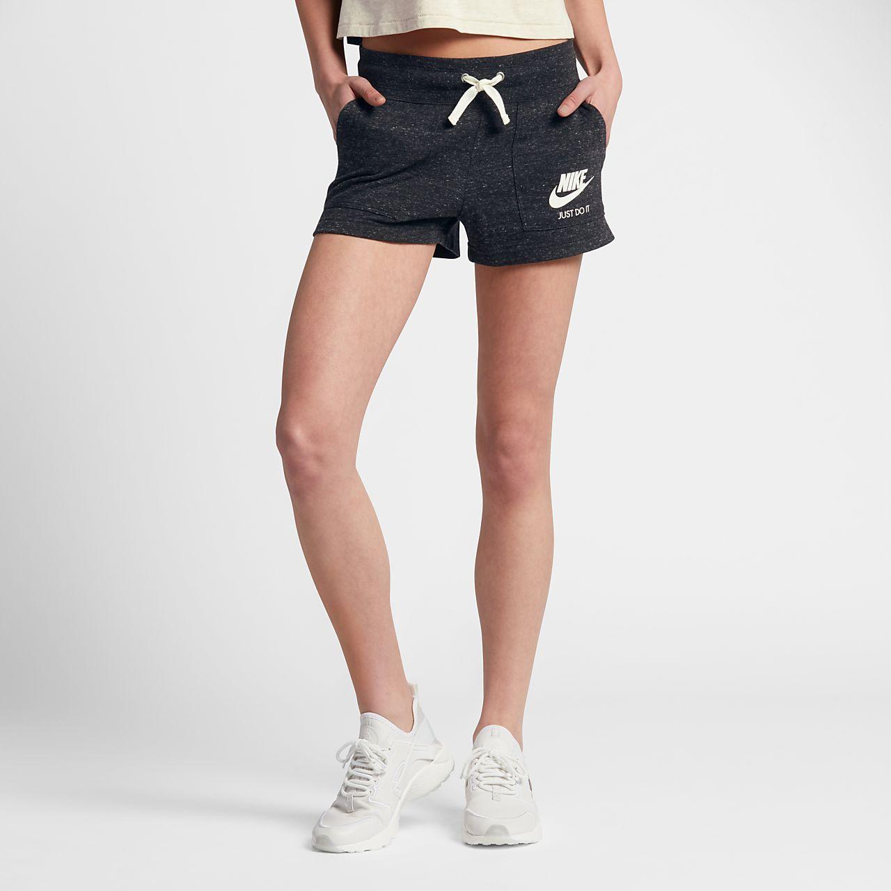 short nike sportswear gym vintage pour femme fr. Black Bedroom Furniture Sets. Home Design Ideas