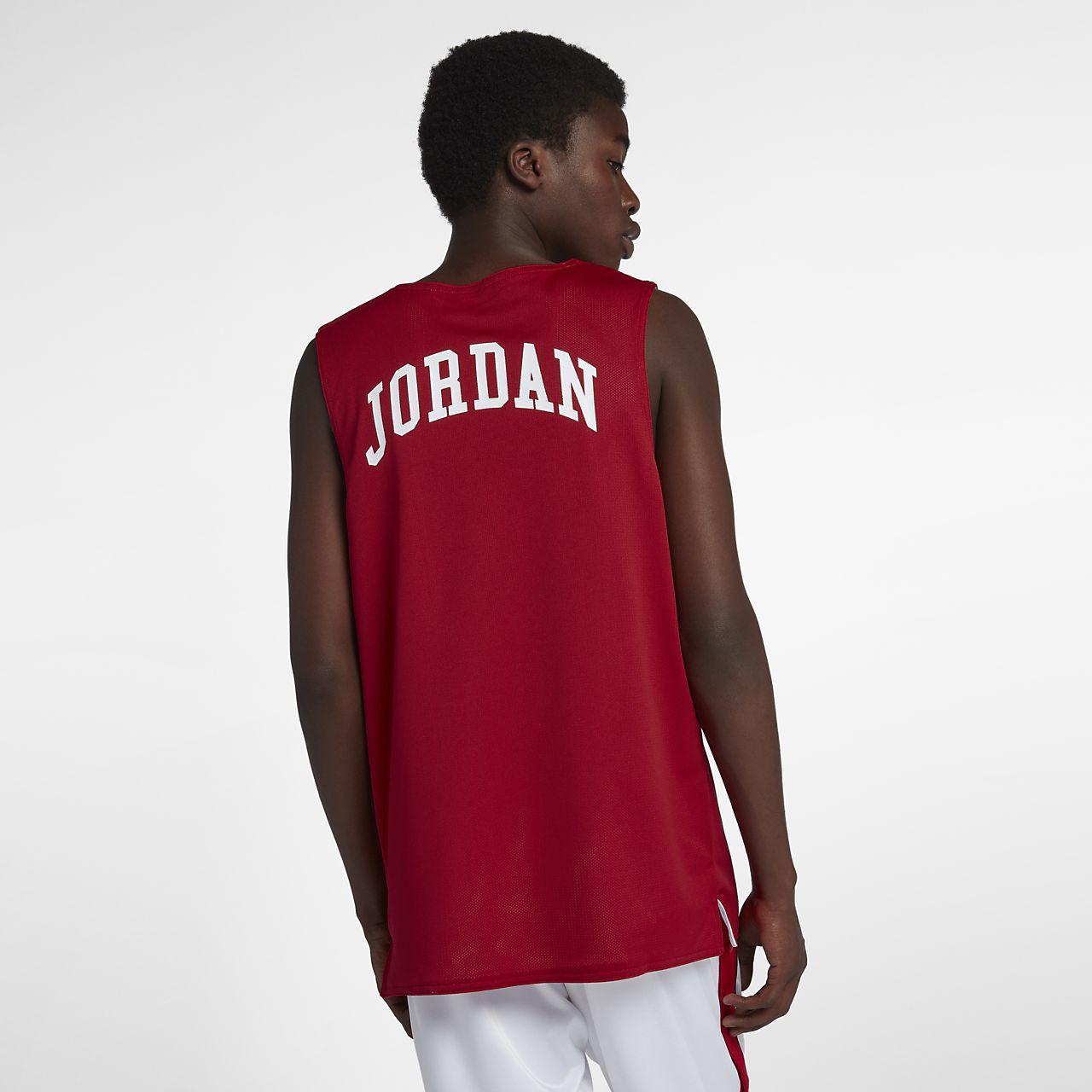 ef2c3a7b810 Camiseta reversible para hombre Jordan Sportswear