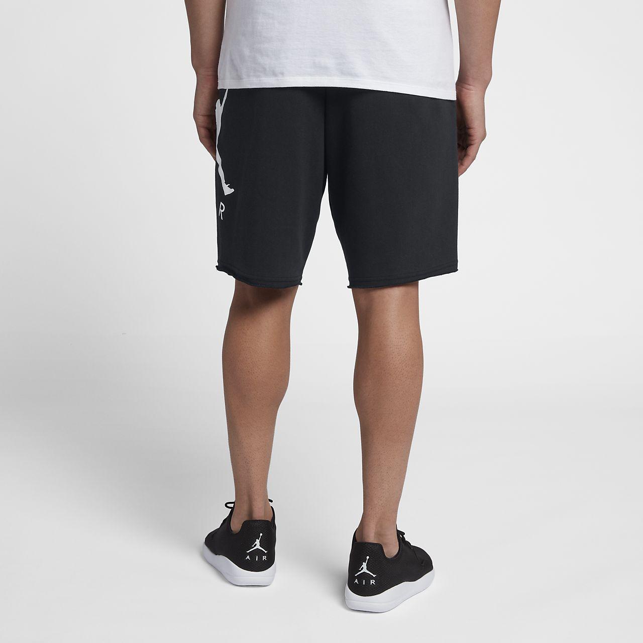 84dcb1ff5f4089 Jordan Jumpman Air Men s Fleece Shorts. Nike.com ID