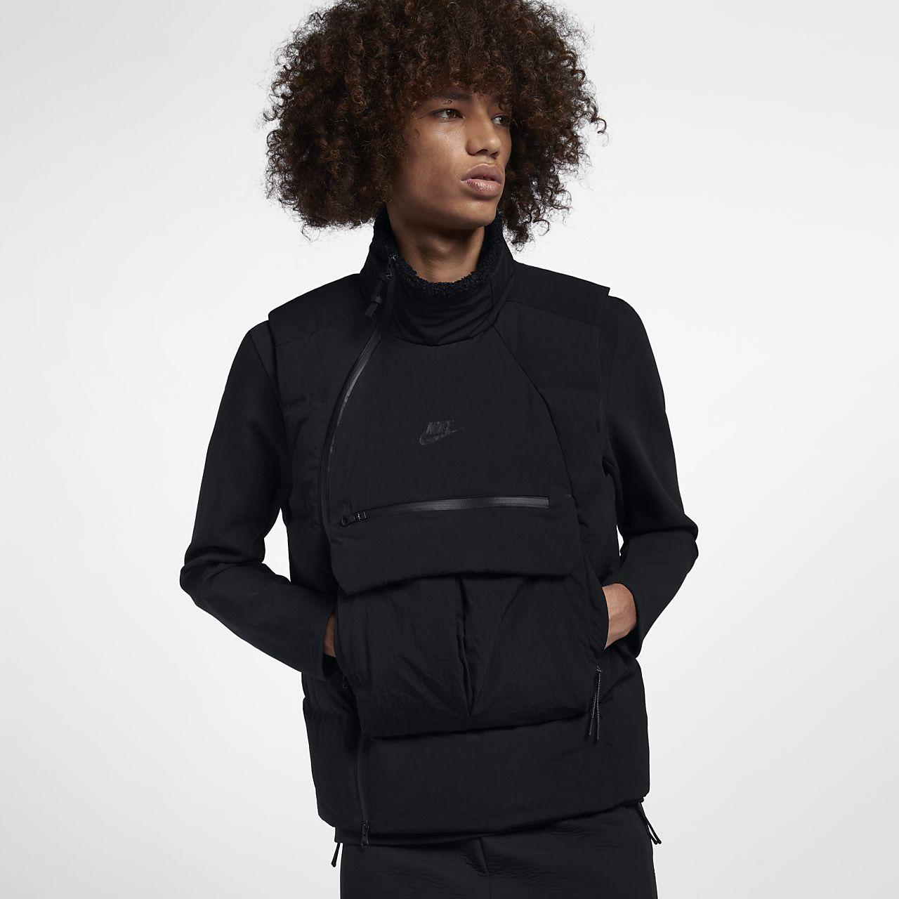 Chaleco para hombre Nike Sportswear Tech Pack Down Fill