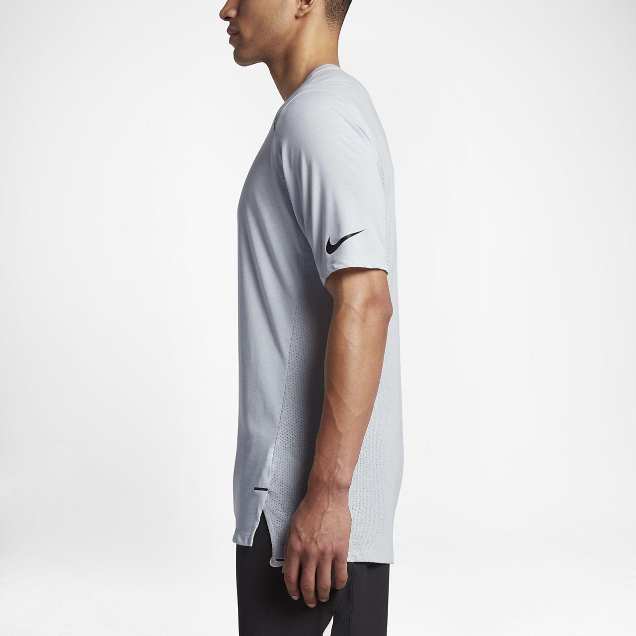 e06047c1 Nike Elite Men's Short-Sleeve Basketball Top. Nike.com ZA
