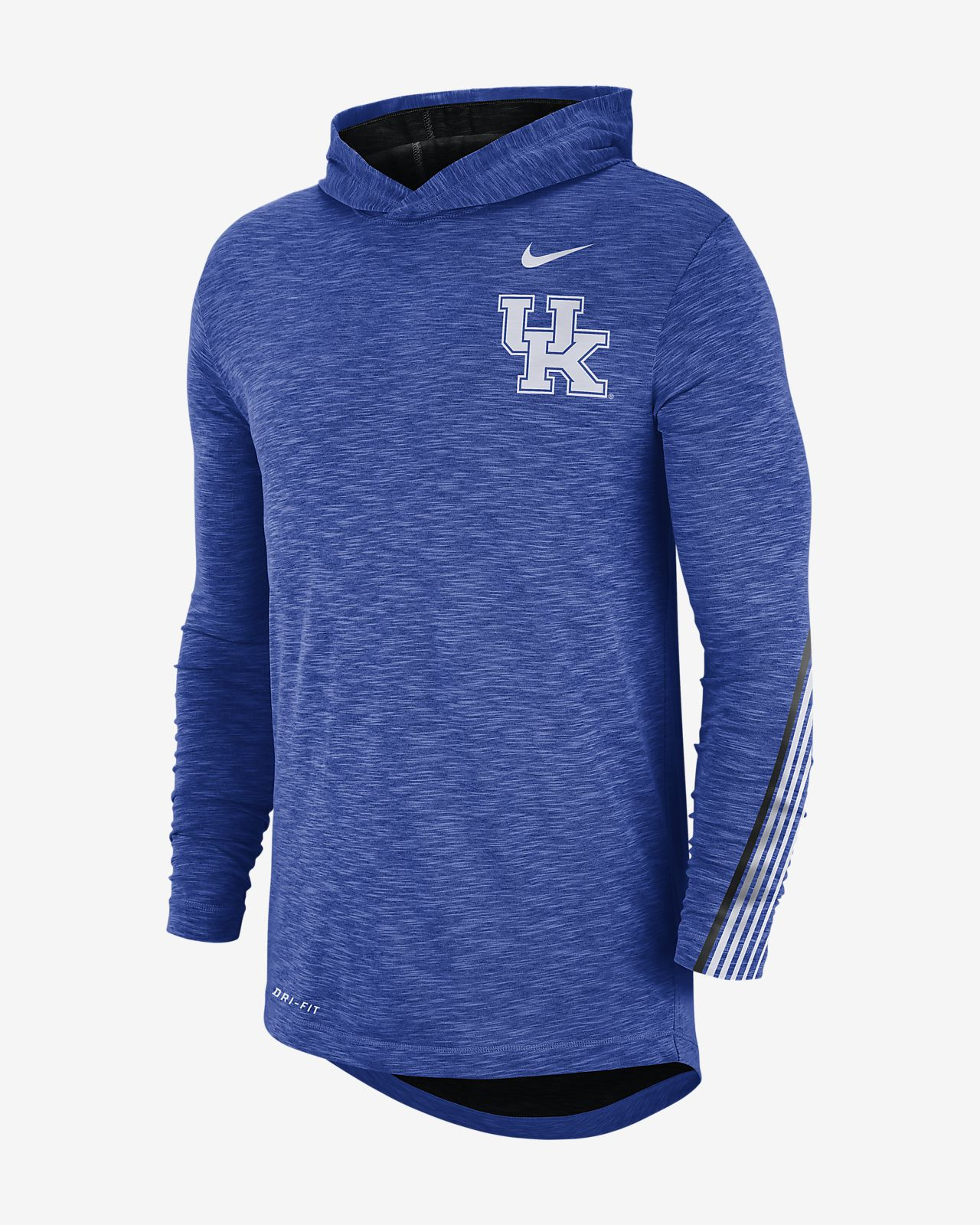 Nike College (Kentucky) Men's Long-Sleeve Hooded T-Shirt