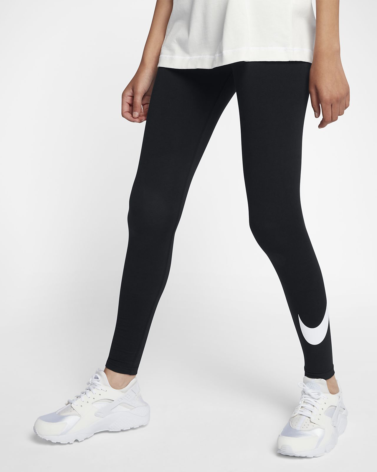 Leggings con diseño Swoosh para mujer Nike Sportswear