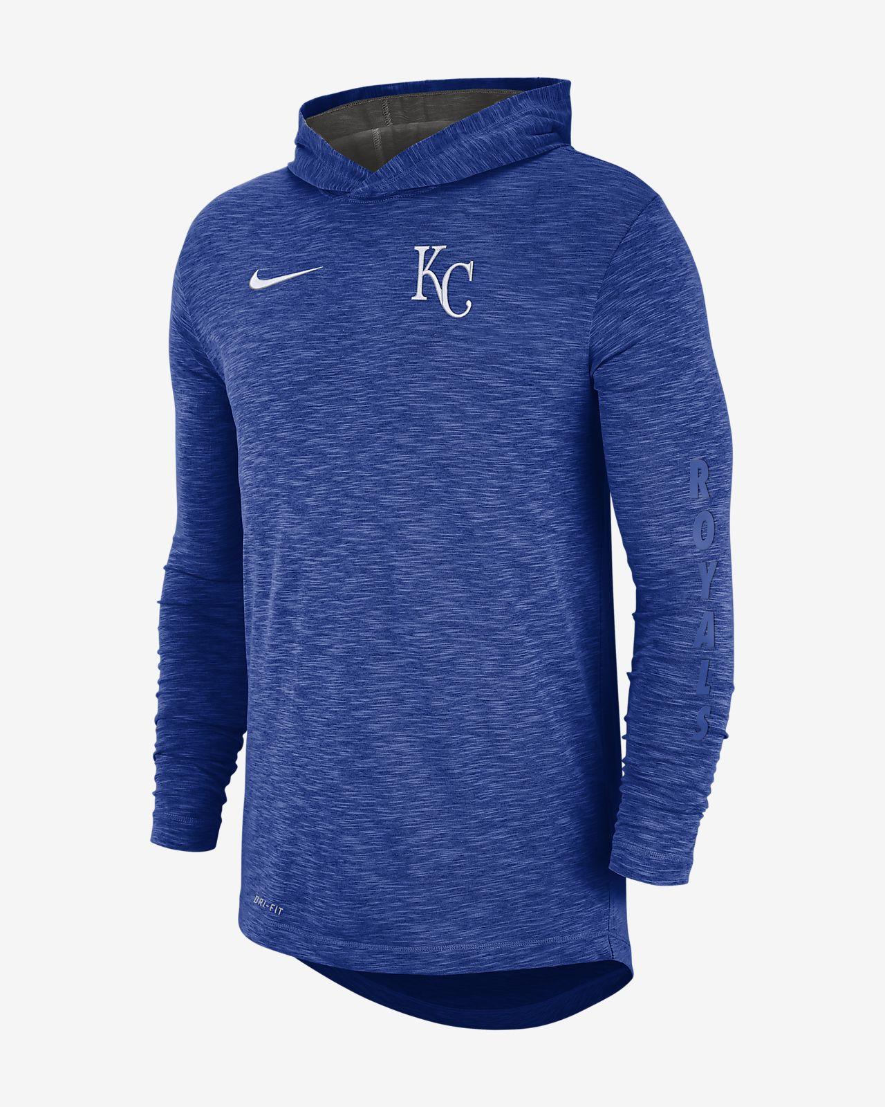 Nike Dri-FIT (MLB Royals) Men's Hooded Top