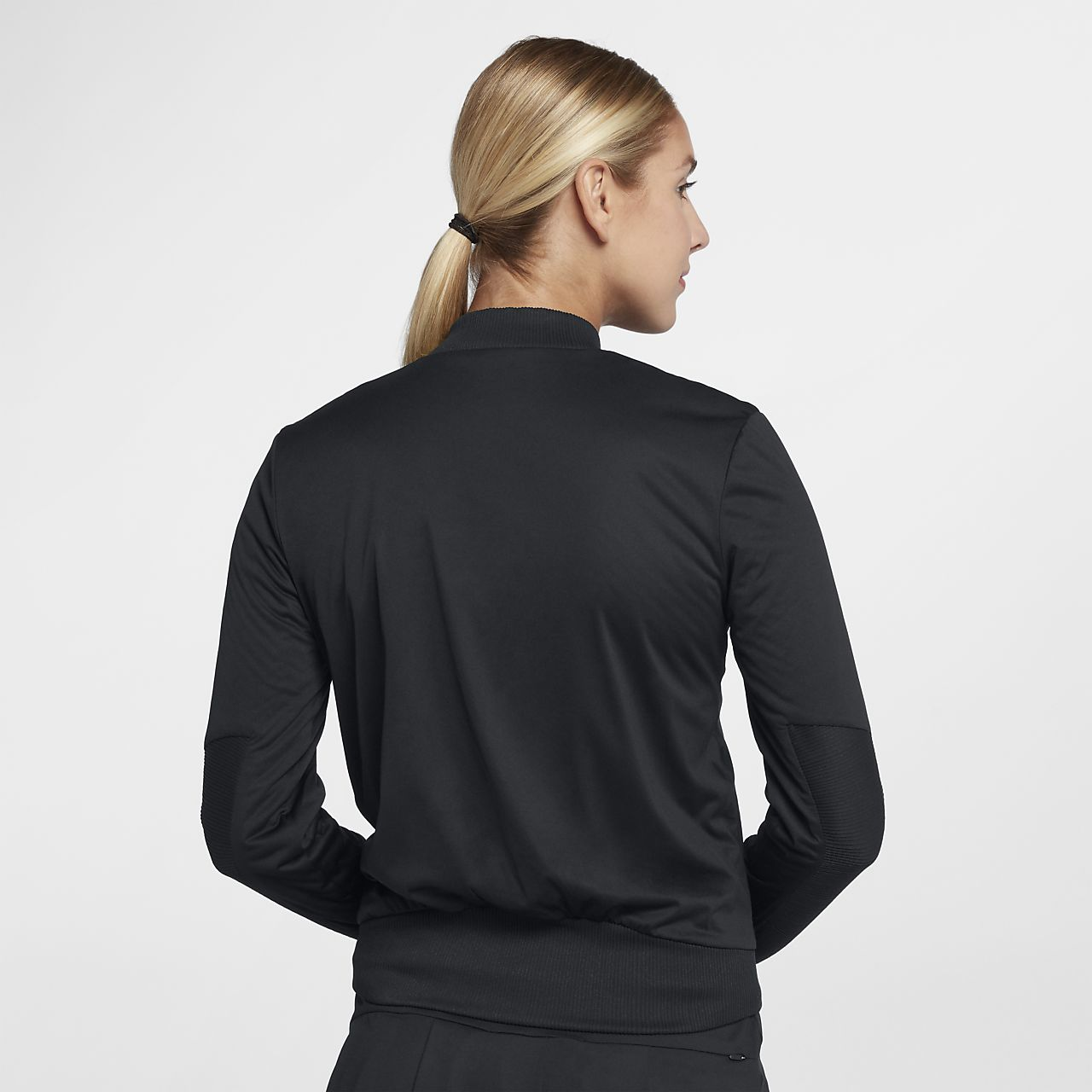 Low Resolution Nike AeroLayer Women's Golf Jacket Nike AeroLayer Women's  Golf Jacket