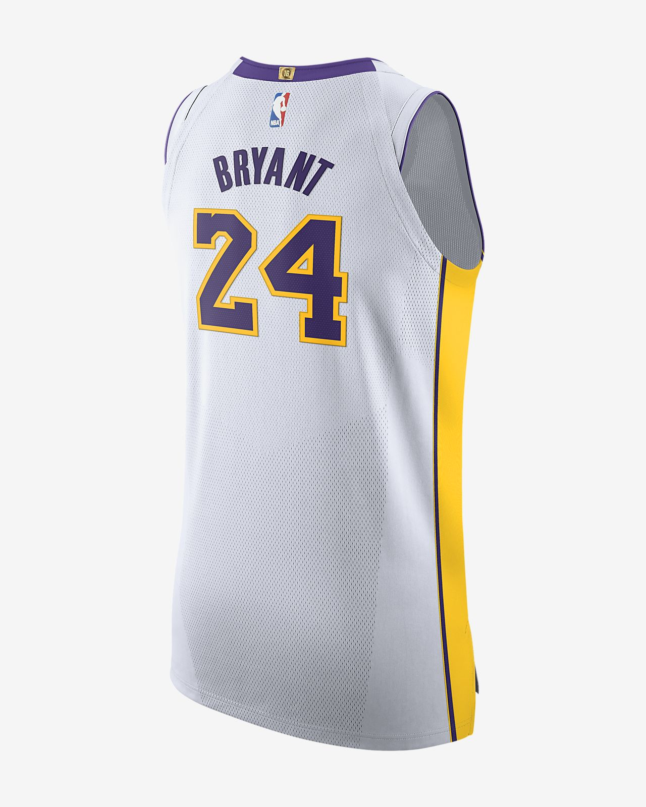 926cc356c46e Men s Nike NBA Connected Jersey. Kobe Bryant Association Edition Authentic  (Los Angeles Lakers)