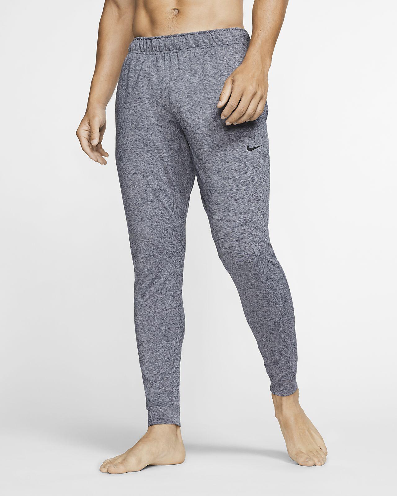 Calças de ioga Nike Dri-FIT para homem