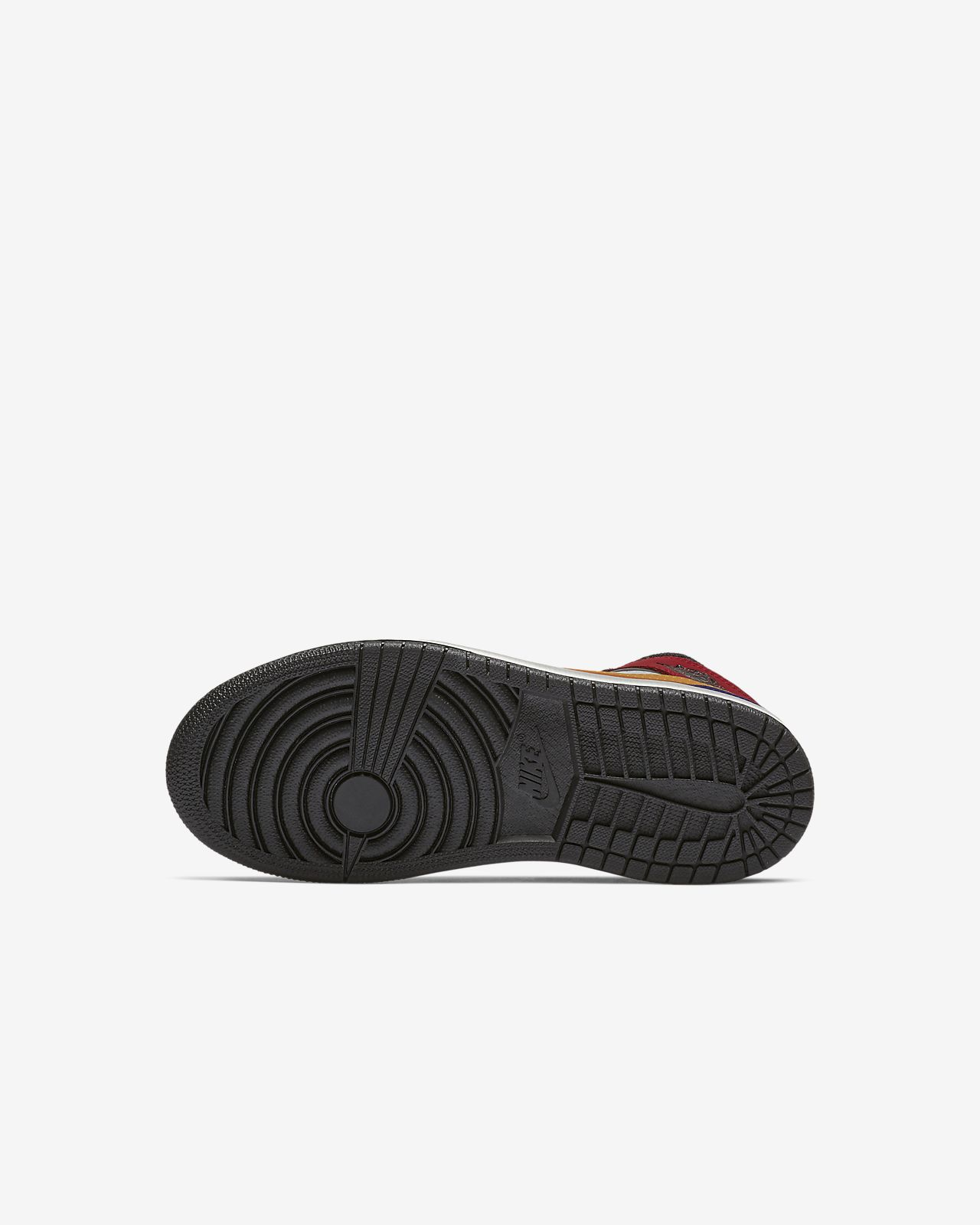aa0d39398159 Air Jordan 1 Mid Little Kids  Shoe. Nike.com