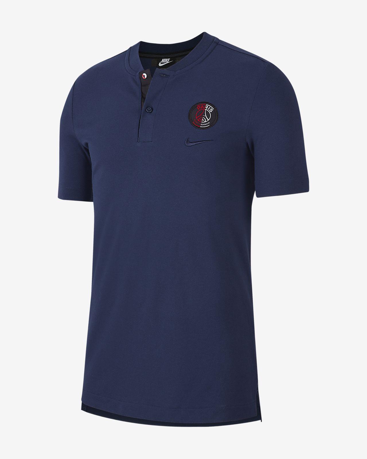 Męska koszulka piłkarska polo Paris Saint-Germain