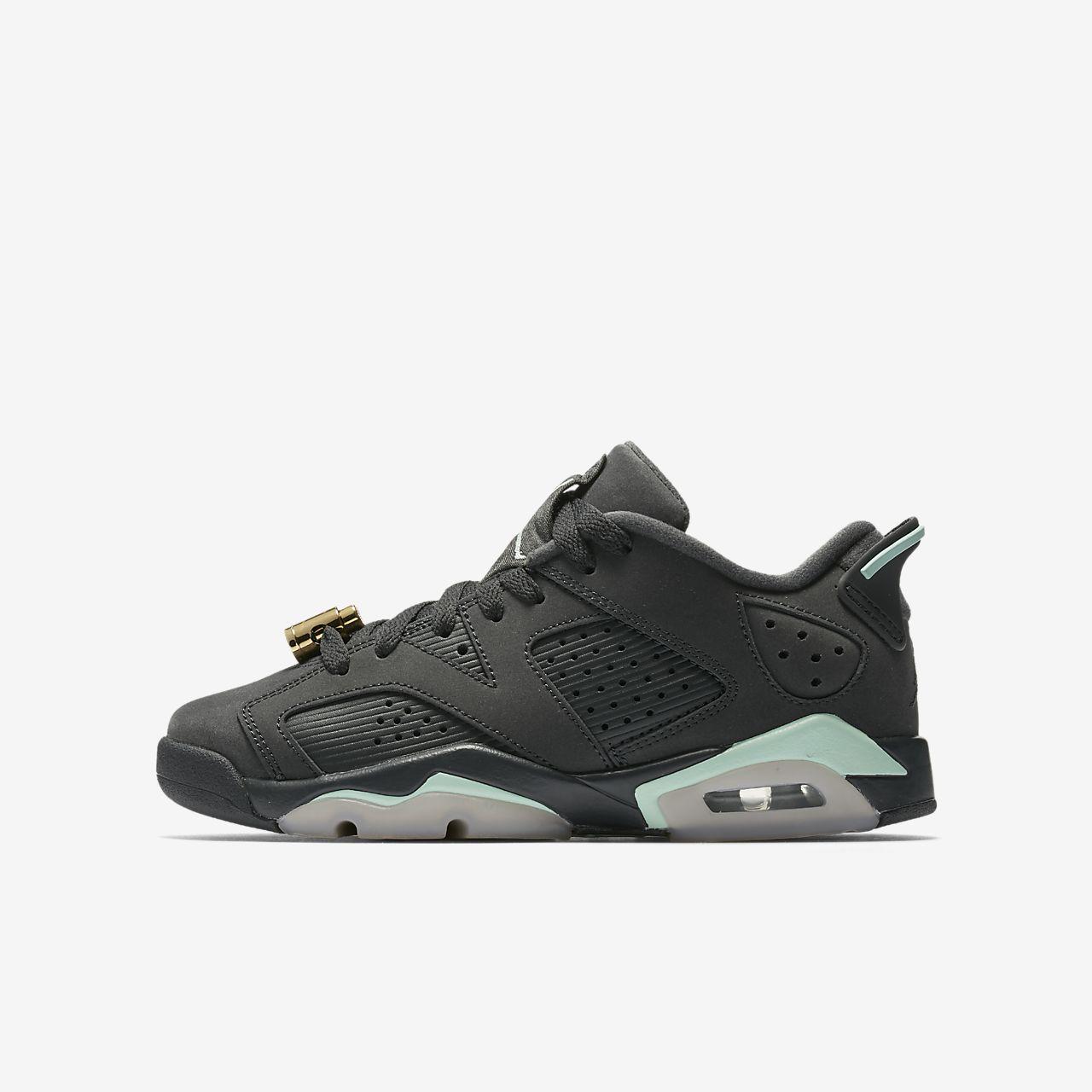 new arrivals b2584 24031 Air Jordan Retro 6 Low Older Kids' Shoe