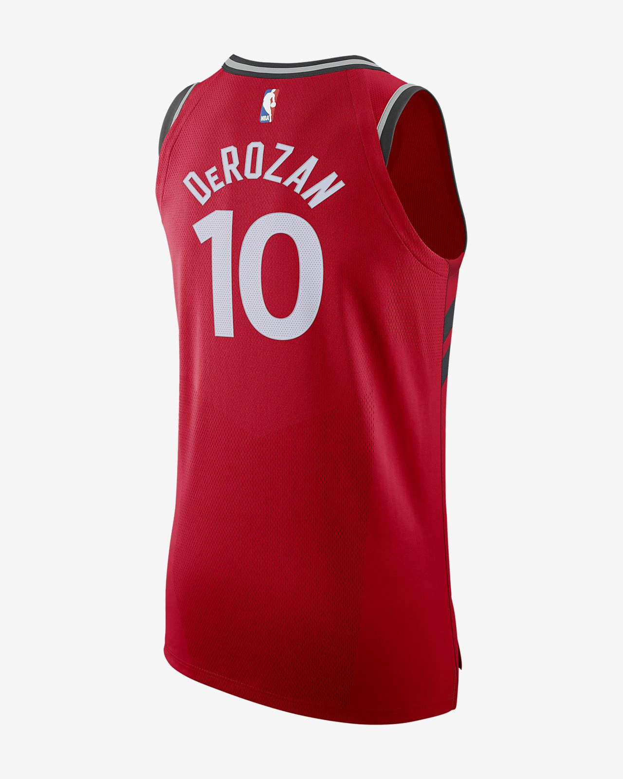 uk availability 61e3b dbec3 Demar Derozan Icon Edition Authentic (Toronto Raptors) Men's Nike NBA  Connected Jersey