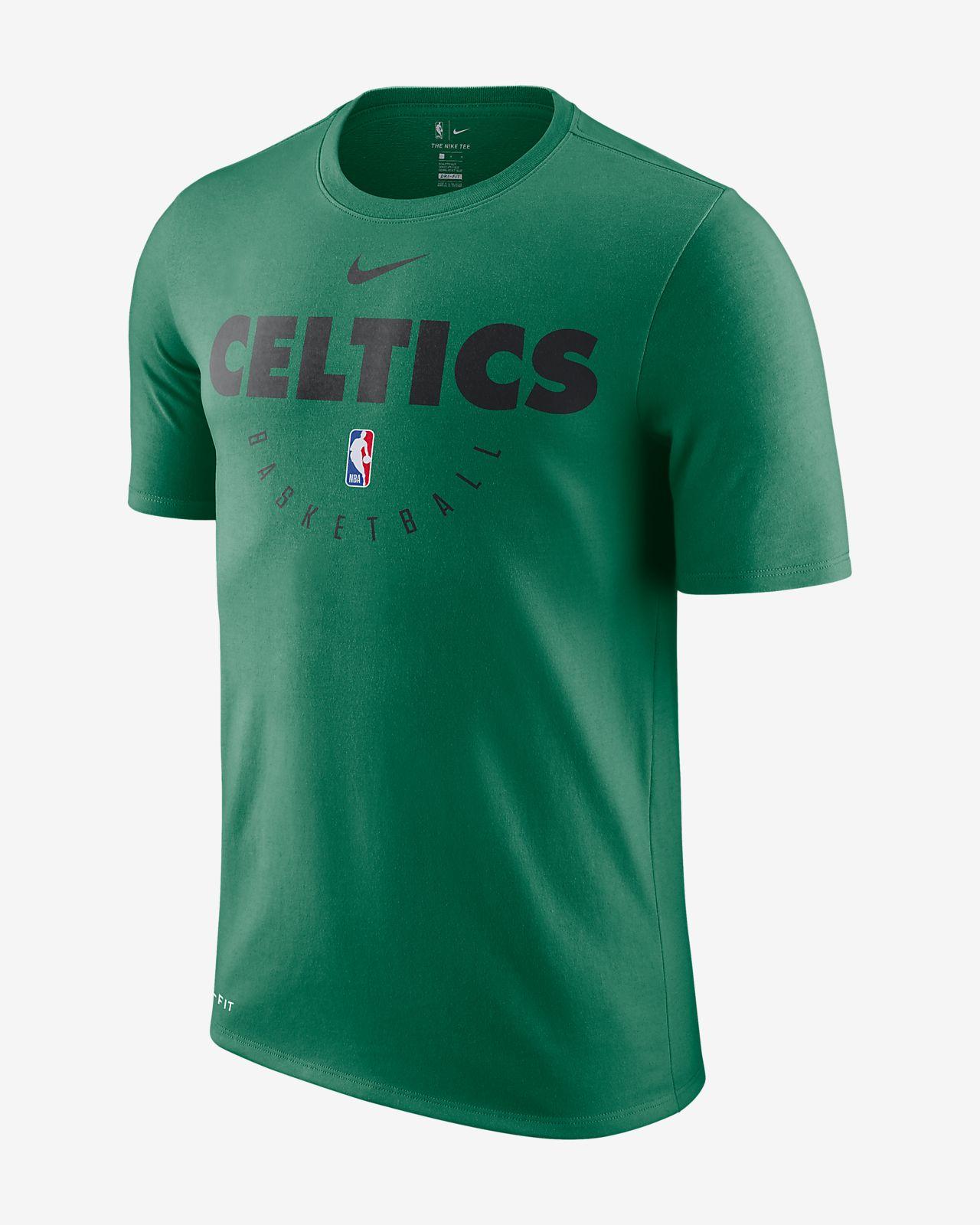 Boston Celtics Nike Dri-FIT Men s NBA T-Shirt. Nike.com IL 48a6beb0415a