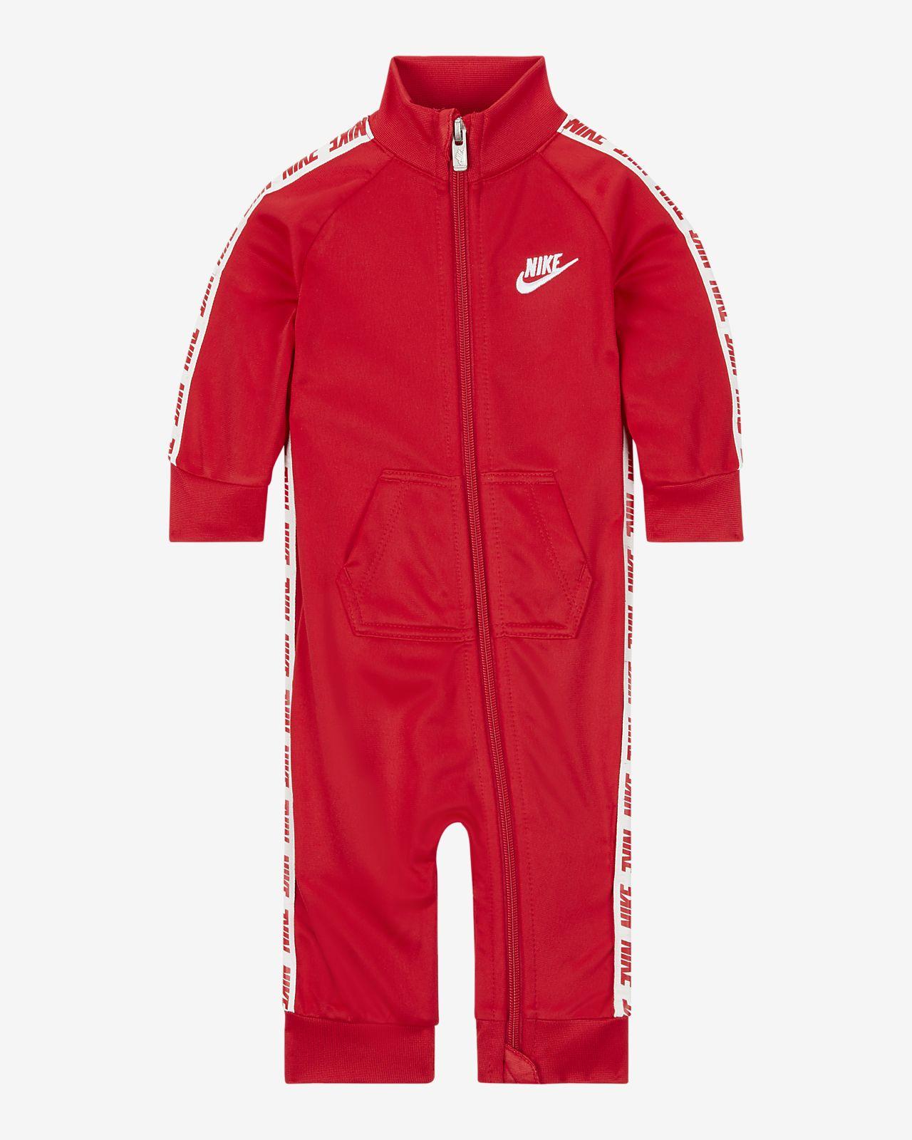 Nike Sportswear Coverall met lange mouwen voor baby's (0-9 maanden)