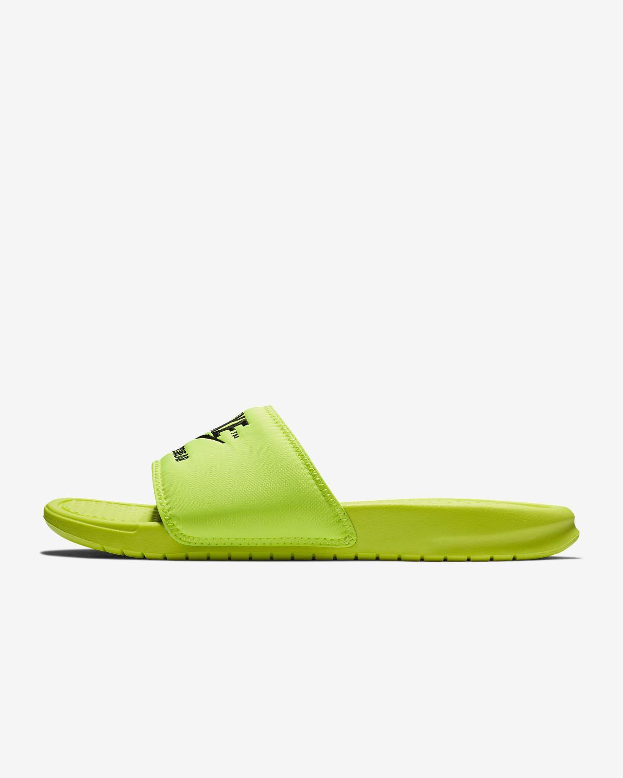 Claquette Nike Benassi JDI TXT SE pour Homme