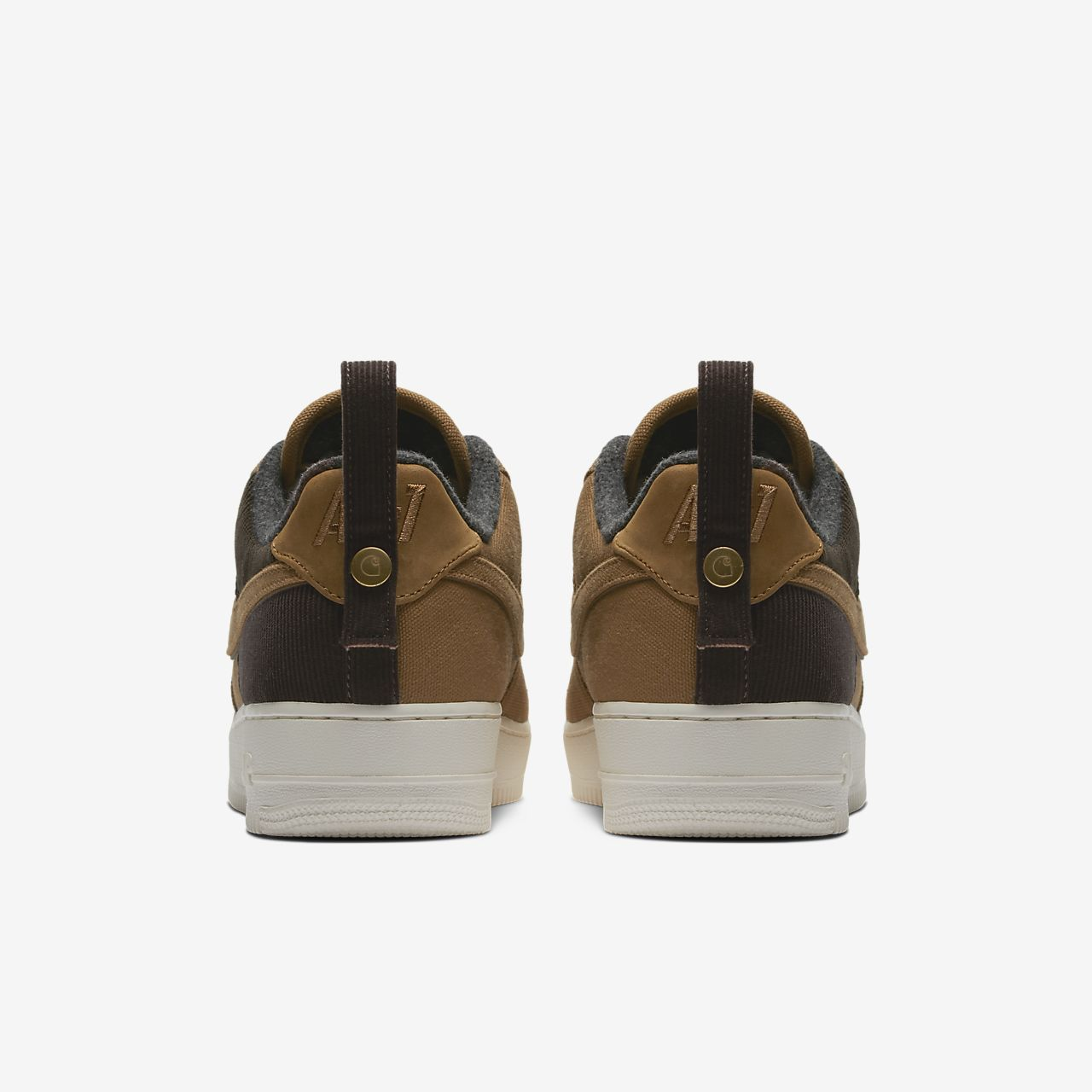 23d64dac2a Nike x Carhartt WIP Air Force 1 Men's Shoe